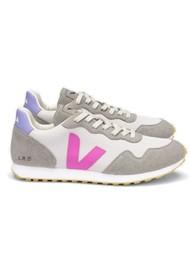 VEJA SDU Alveomesh Trainers - Grey & Ultraviolet