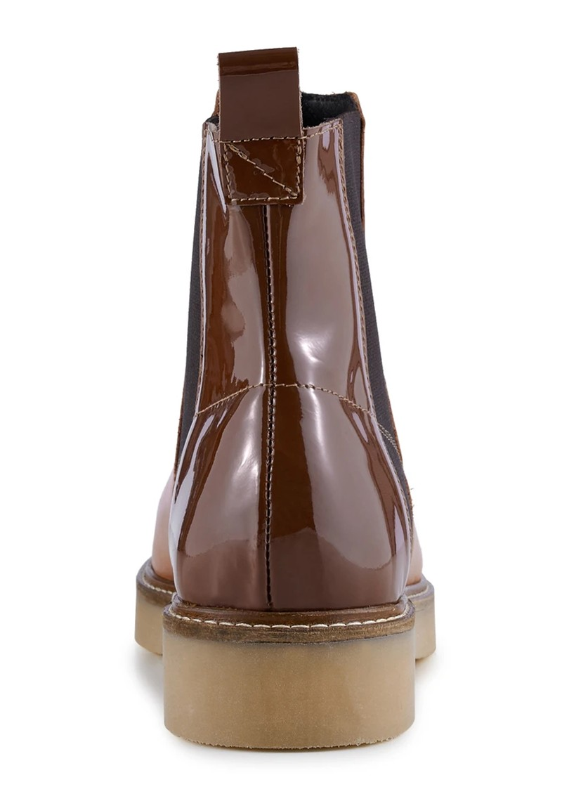 SHOE THE BEAR Billie Leather Chelsea Boot - Tan main image