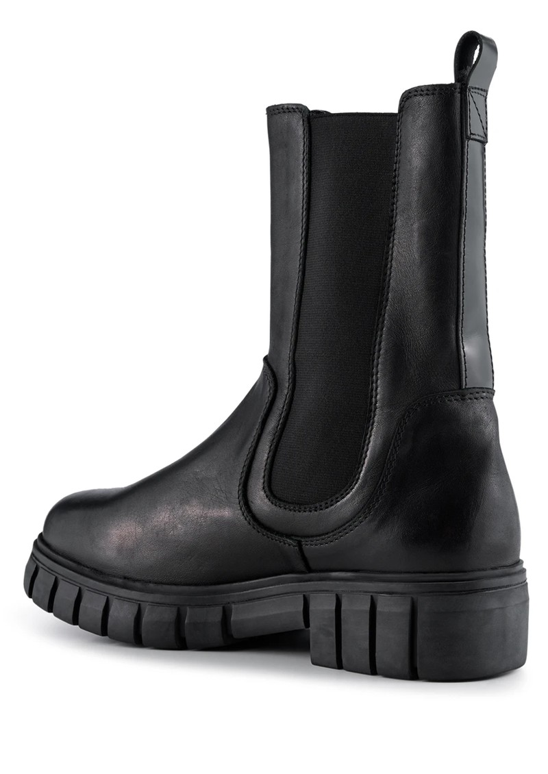 SHOE THE BEAR Rebel Chelsea High Leather Boots - Black  main image