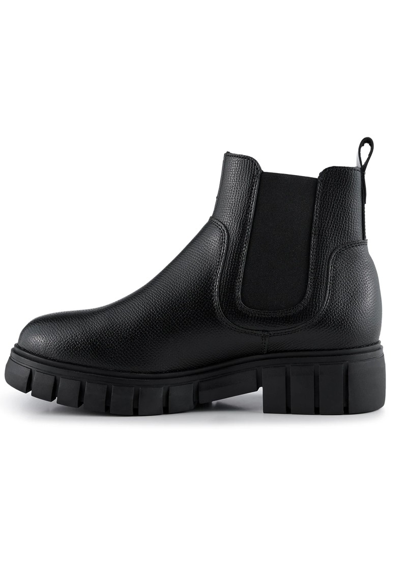 SHOE THE BEAR Rebel Chelsea Warm Leather Boots - Black main image