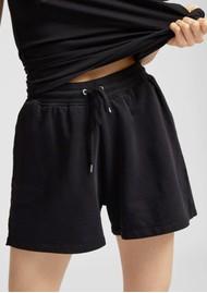 COLORFUL STANDARD Organic Cotton Sweatshorts - Deep Black