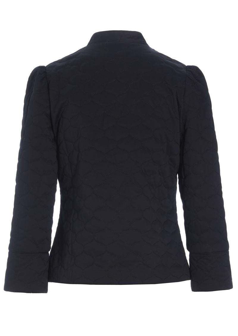 DEA KUDIBAL Rosy Cotton Printed Jacket - Black main image