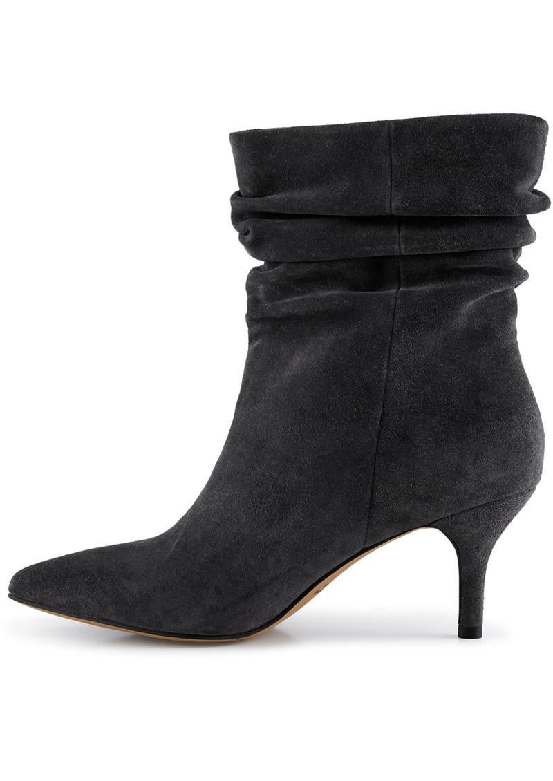 SHOE THE BEAR Agnete Slouchy Boot - Dark Grey main image