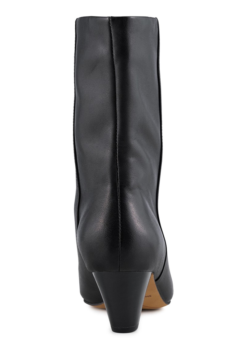 SHOE THE BEAR Gita Leather Boot - Black main image