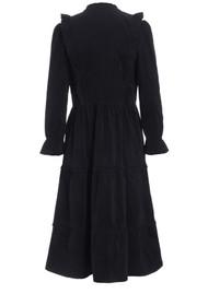 DEA KUDIBAL Selina Corduroy Dress - Black