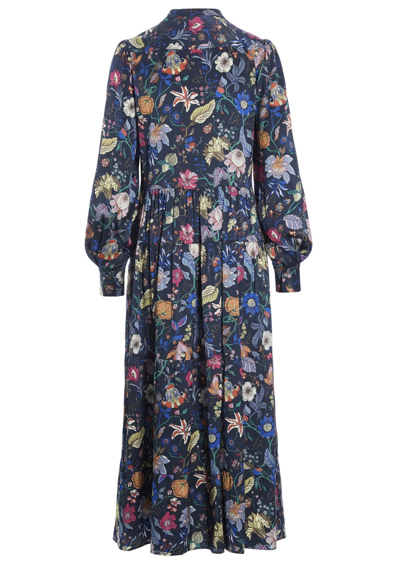 DEA KUDIBAL Seraphina Silk Dress - Botanica main image