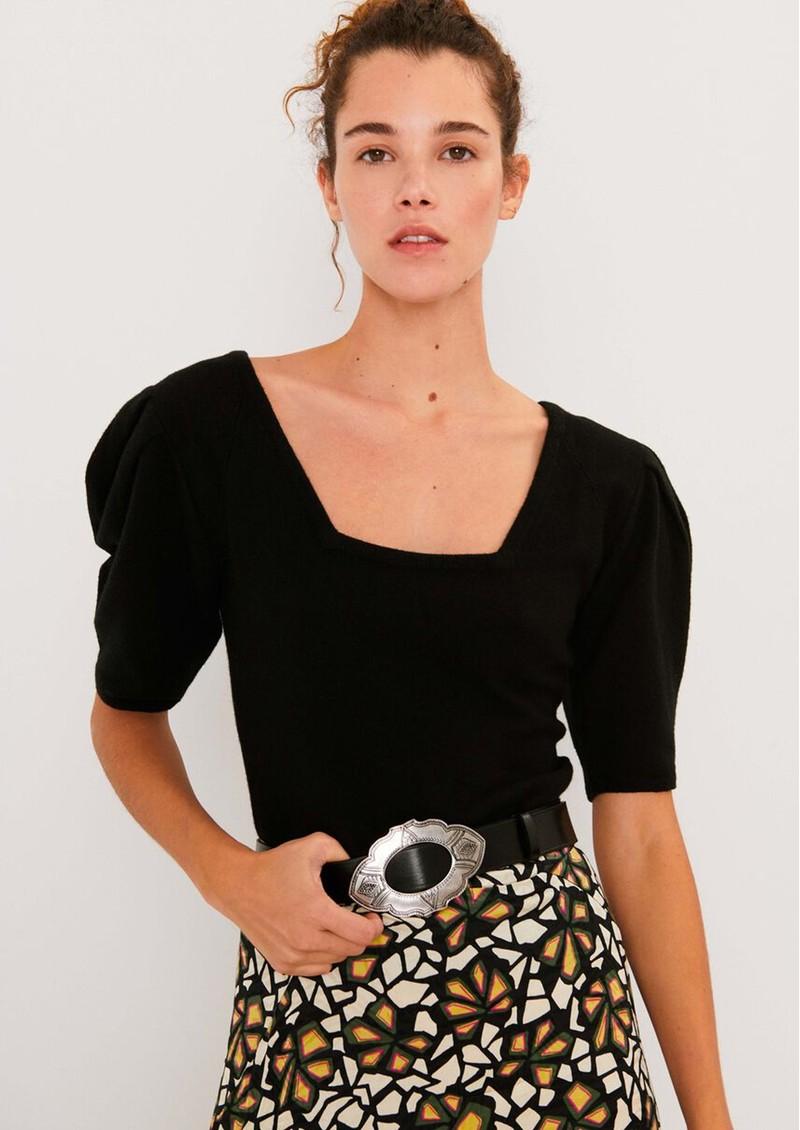 Ba&sh Fleur Jumper - Black  main image