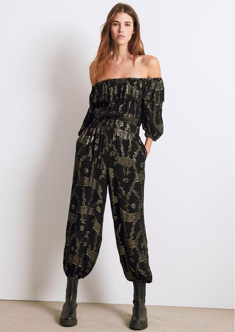 Ba&sh Dulcine Jumpsuit - Black main image