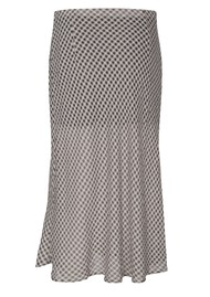 LEVETE ROOM Oby 3 Skirt - L111C Check