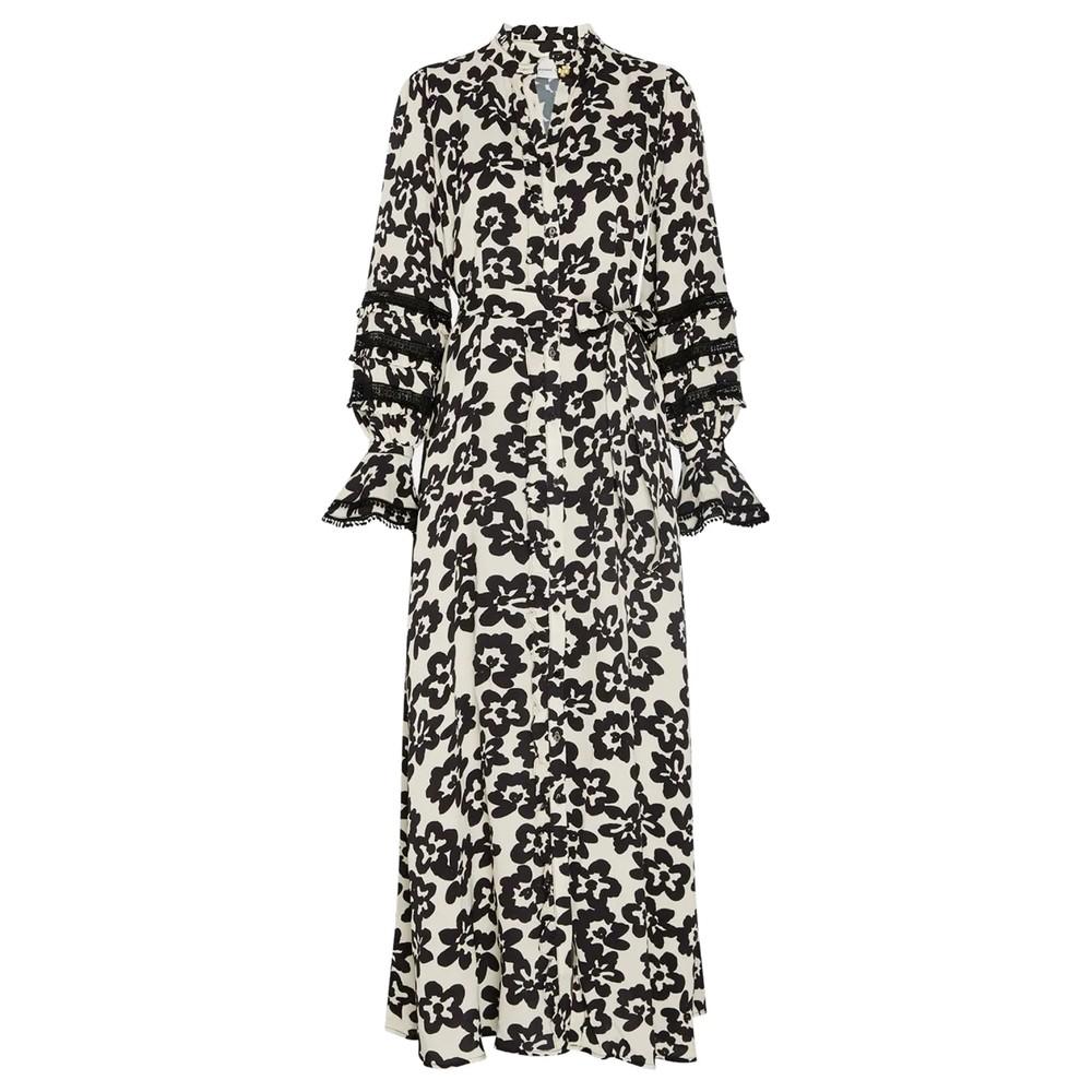 Leo Maxi Dress - Fleopard