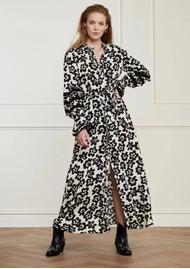 FABIENNE CHAPOT Leo Maxi Dress - Fleopard