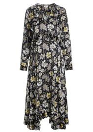 DEA KUDIBAL Valentina Silk Dress - Mystical Yellow