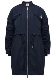 BERENICE Benny Coat - Navy