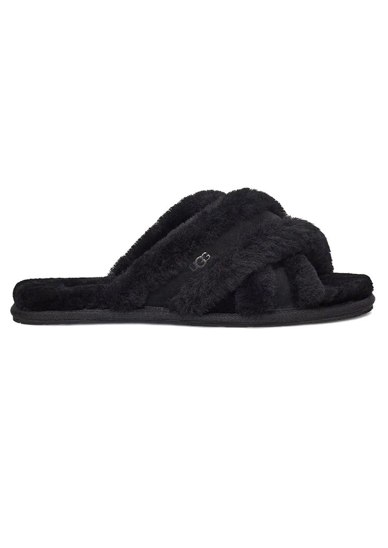 UGG Scuffita Slider Slippers - Black main image