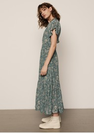 Lily and Lionel Rae Dress - Solstice Sage