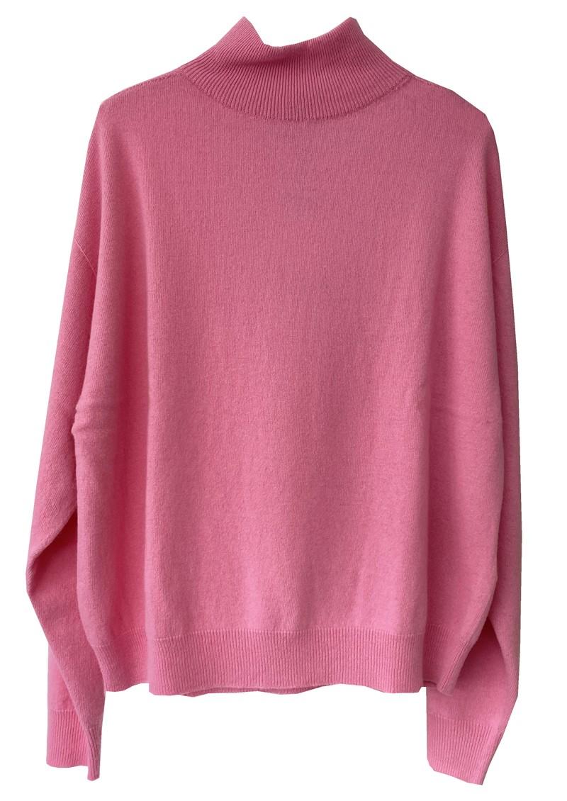 ESSENTIEL ANTWERP Anette Sweater - Lipstick Wonder main image