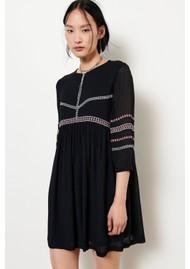 Ba&sh Colombe Dress - Carbone