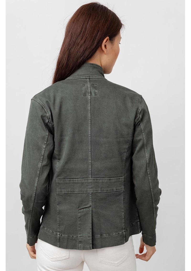Rails Afton Cotton Jacket - Carbon main image