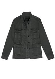 Rails Afton Cotton Jacket - Carbon
