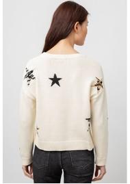 Rails Perci Cotton Jumper - Animal Star
