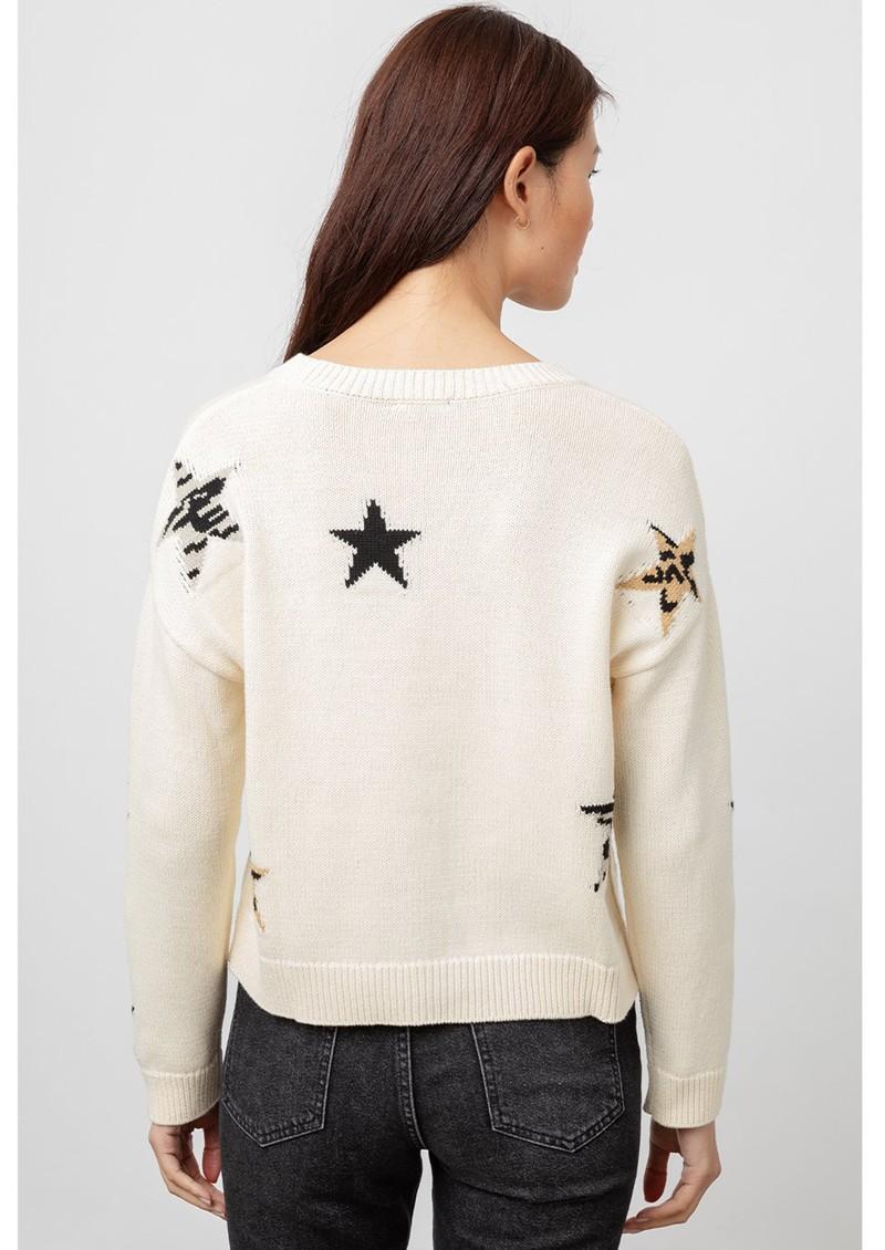 Rails Perci Cotton Jumper - Animal Star main image