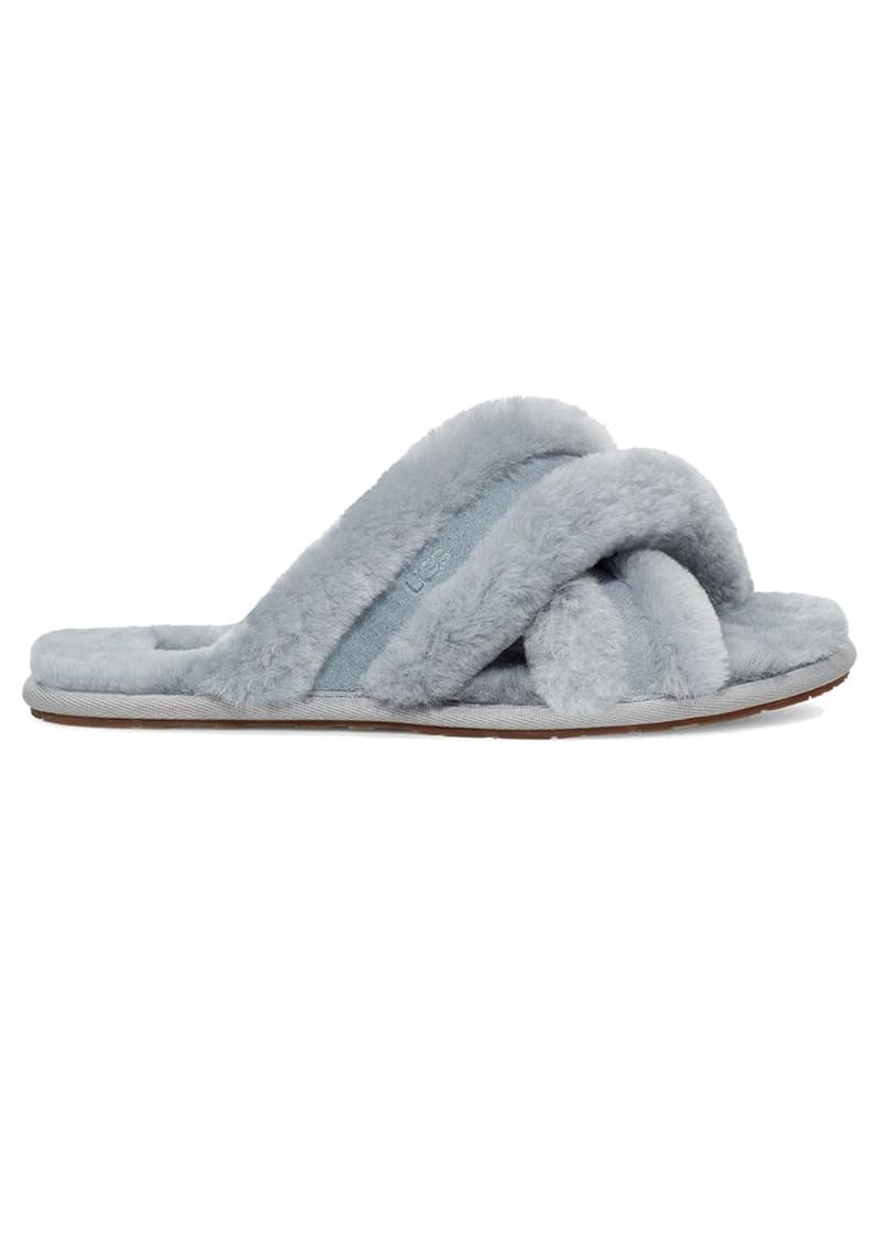 UGG Scuffita Slider Slippers - Ash Fog main image