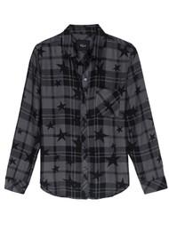 Rails Hunter Shirt - Ash Twlight