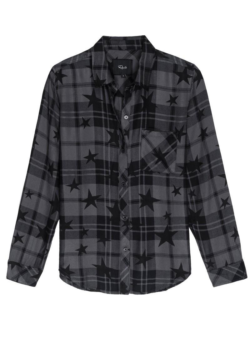 Rails Hunter Shirt - Ash Twlight main image