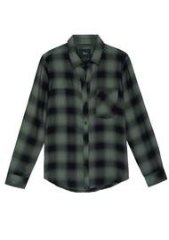 Rails Hunter Shirt - Moss Ash