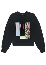 Rails Alice Cotton Sweatshirt - Neon Rails