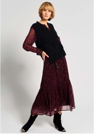 MOLIIN Marley Knitted Vest - Black
