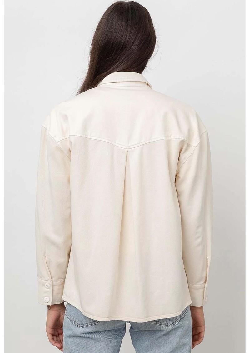 Rails August Shirt Jacket - Ecru main image