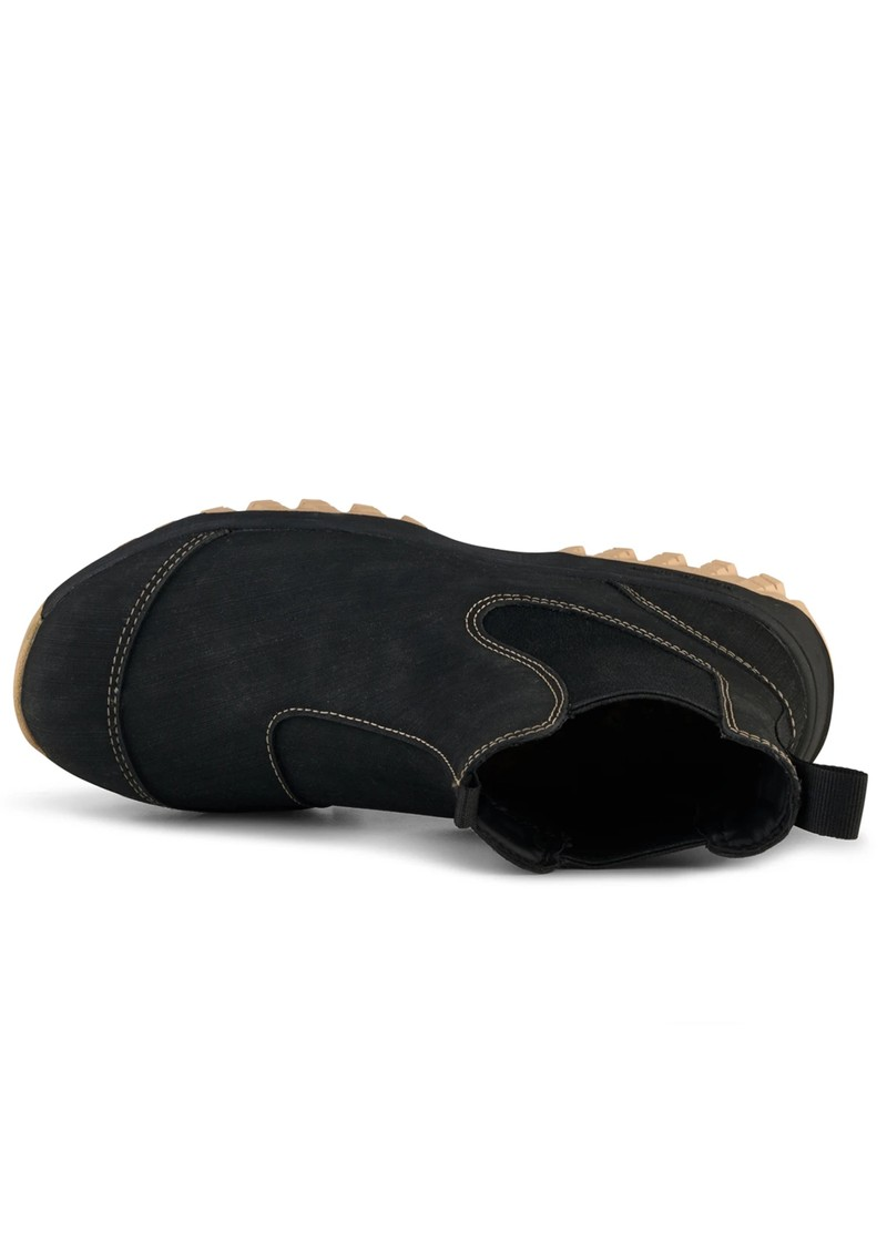 WODEN Magda Rubber Waterproof Track Boot - Black Contrast main image
