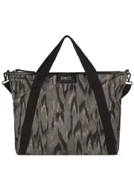 DAY ET Gweneth RE-P Marble Cross Bag - Lead