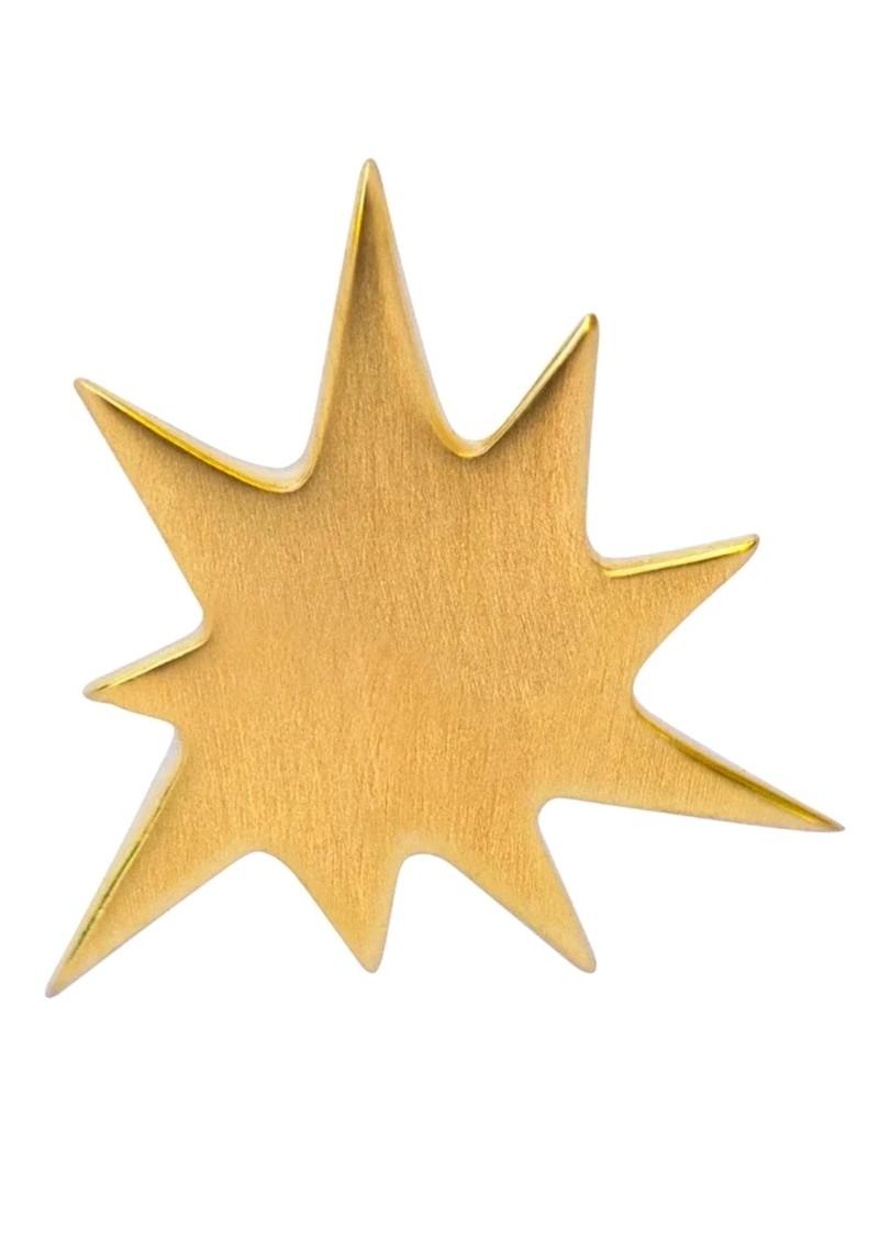 LULU COPENHAGEN Kapow Earring - Gold main image