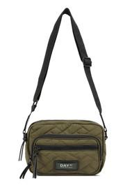 DAY ET Day Gweneth RE-Q Tiles Bag - Dark Olive