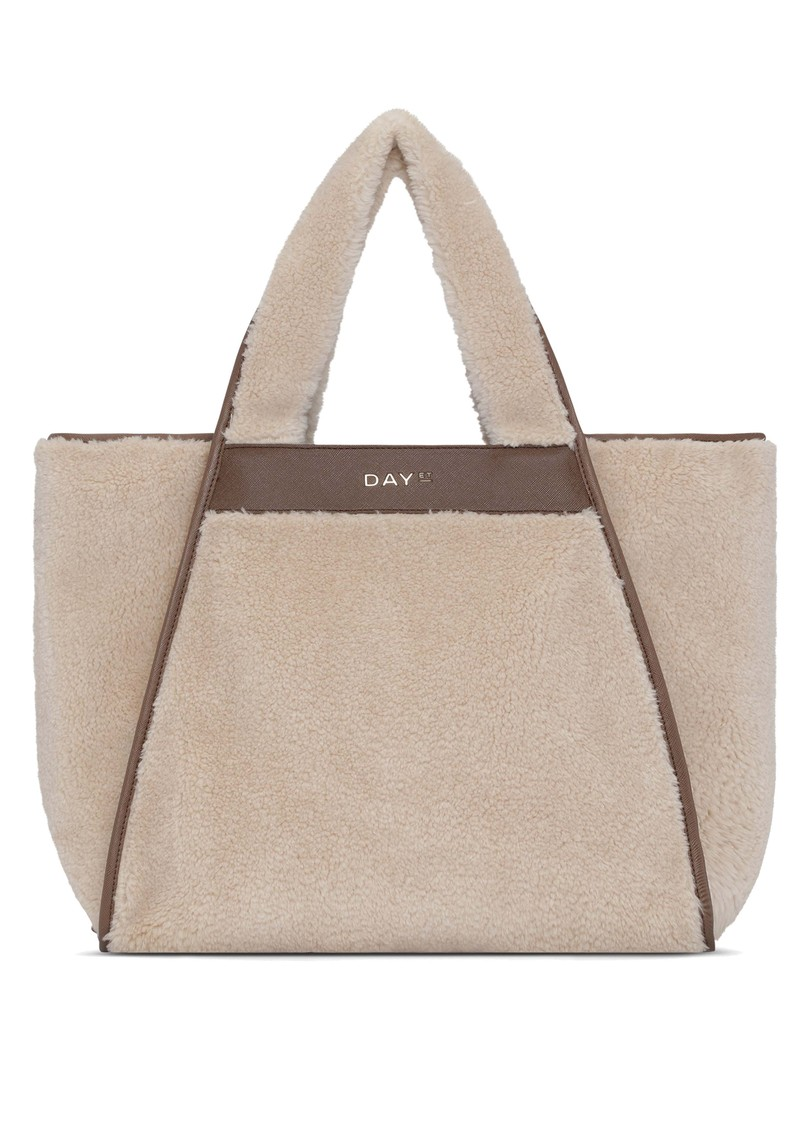 DAY ET Day Teddy Bag - Rose Tint main image