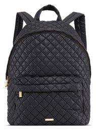 DAY ET Day RE-Soft Bubbles Quilted Backpack - Black