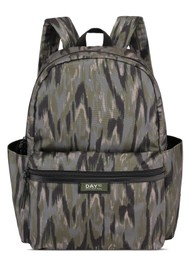 DAY ET Day Gweneth RE-P Marble Backpack - Lead