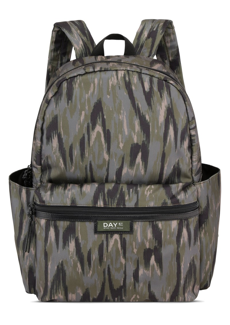 DAY ET Day Gweneth RE-P Marble Backpack - Lead main image