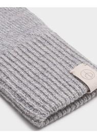 RAG & BONE Addison Wool Gloves - Grey