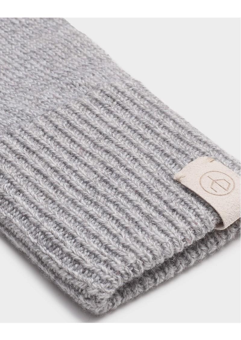 RAG & BONE Addison Wool Gloves - Grey main image