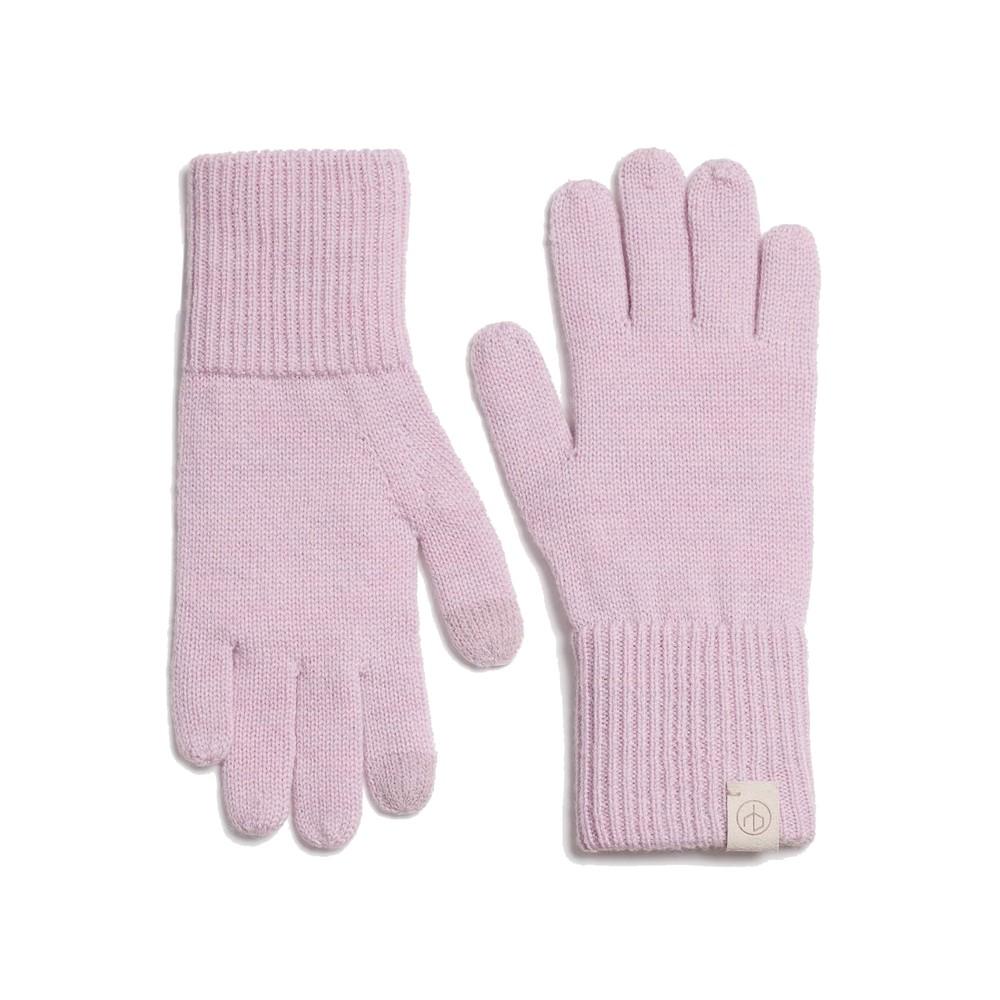 Addison Wool Gloves - Lilac