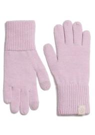RAG & BONE Addison Wool Gloves - Lilac