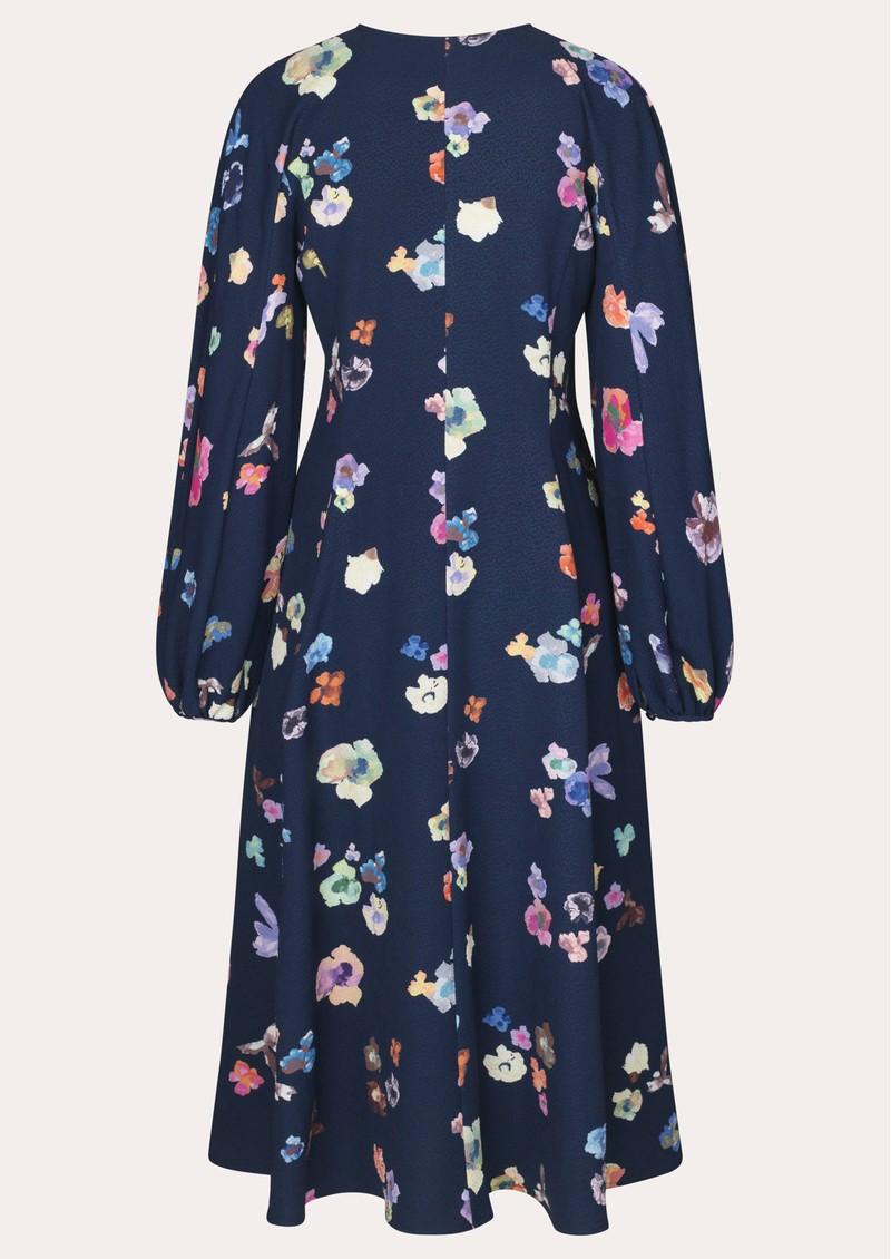 STINE GOYA Rosen Dress - Flowers Live at Night main image