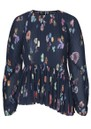 Luni Blouse - Flowers Live At Night additional image
