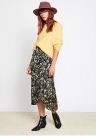 BERENICE July Printed Skirt - Bronx