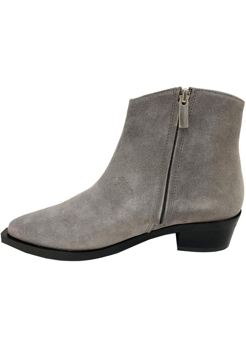 SHOE BIZ COPENHAGEN Uviaya Suede Ankle Suede Boot - Grey main image