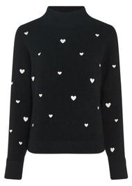 FABIENNE CHAPOT Oliviana Pullover - Black & White