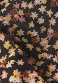 FABIENNE CHAPOT Bobo Frill Wrap Skirt - Confetti